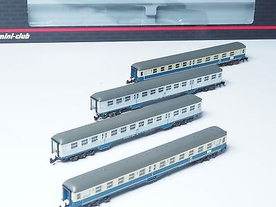 87339 Marklin Z-scale Passenger Commuter Car Set