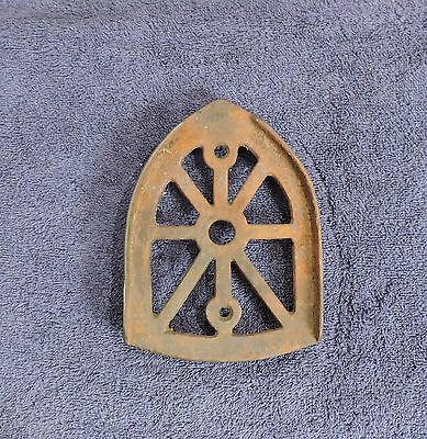 Antique Sad Iron Trivet