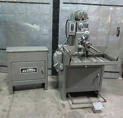 Sunnen Model MBB 1650 MS Manual Stroke Hone Precision Honing Machine W/ Tooling
