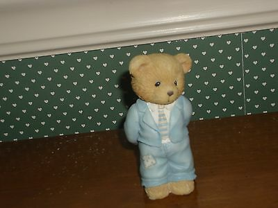 Cherished Teddies-Our Cherished Family Father Figure-New Cond.