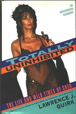Cher (Cherilyn Sarkisian) 1991 Biography (Totally Uninhibited
