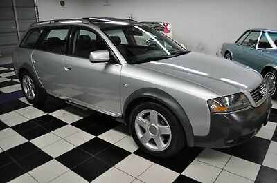 2004 Audi Allroad ONLY 80K MILES - FLORIDA CLEAN CARFAX - ALLROAD WAGON QUATTRO - WELL MAINTAINED -  EXCELLENT CONDITION