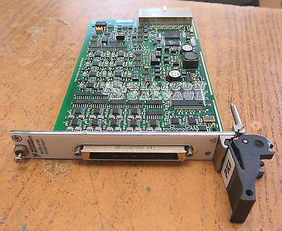 National Instruments Analog Output PXI-6704