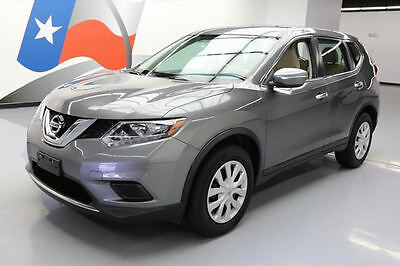 2014 Nissan Rogue  2014 NISSAN ROGUE S REARVIEW CAM CRUISE CTRL 47K MILES #818057 Texas Direct Auto