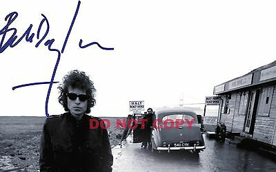 REPRINT RP 8x10 Signed Autographed Photo Picture:   BOB DYLAN