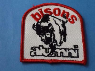 Brantford Bisons Football Team Alumni Patch Vintage Disbanded  2009 Rare