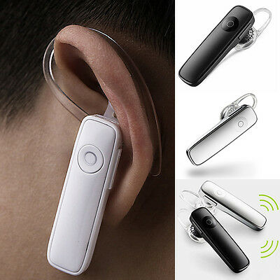 New Bluetooth Wireless Stereo Headset Handfree Earphone for iPhone Samsung LG
