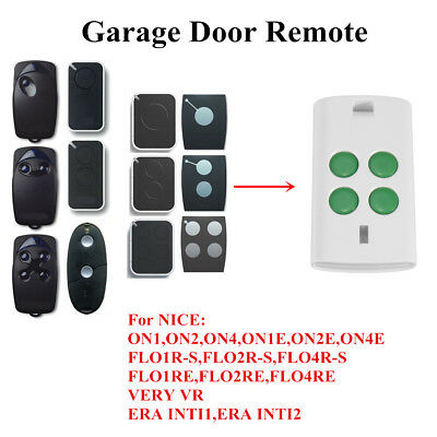 4 Button 280-868 MHz Garage Door Multi Remote Fixed Rolling Code For ACM TX4 ATA