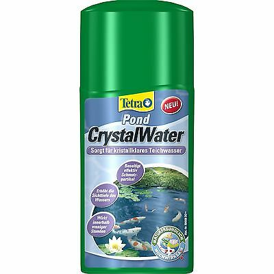 Tetra Pond Crystalwater 500ml crystal clear pond water