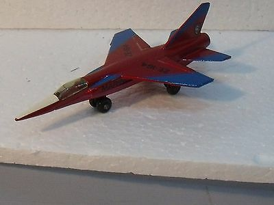 Matchbox Superfast Pre Pro Decal Skybusters Sb4 Mirage Red Ze164 Marines Seepic