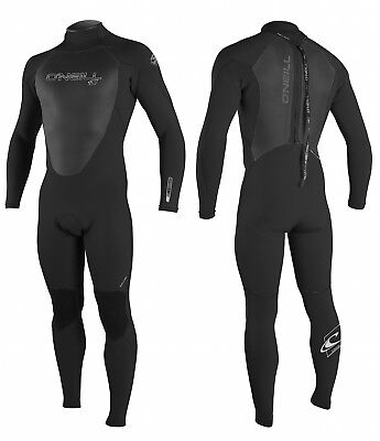 O'Neill Epic 4/3mm Mens Back Zip Wetsuit 2018 - Black