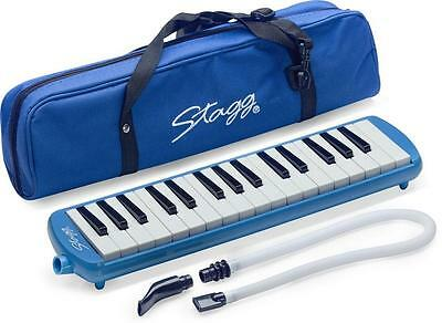 Stagg Melodica MELOST A32 (Blue)