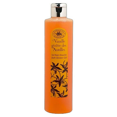 La Maison De La Vanille - Vanille Givrèe Des Antilles 250Ml Bath Shower Gel