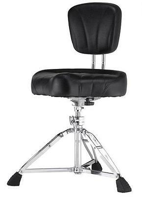 Pearl D-2500BR Motorcycle Throne w/Backrest