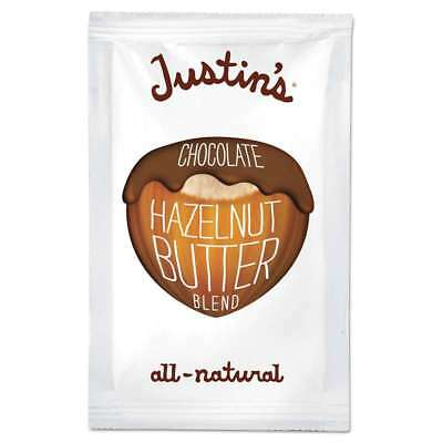 Justin's® Chocolate Almond/Hazelnut Butter, 1.15 oz Squeeze Pack, 894455000551