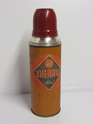 "ANCIEN et VERITABLE PETIT "" THERMOS / LA TRIOMPHE "" MADE in FRANCE"