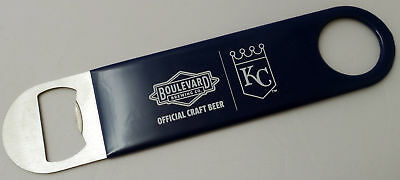 Kansas City Royals Boulevard Brewing official craft beer bottle opener