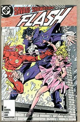 Flash #2-1987 vf+ Vandal Savage Wally West 1st Magneta
