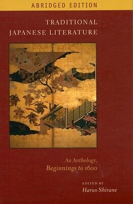 1600 literature traditional beginnings japanese anthology to an download