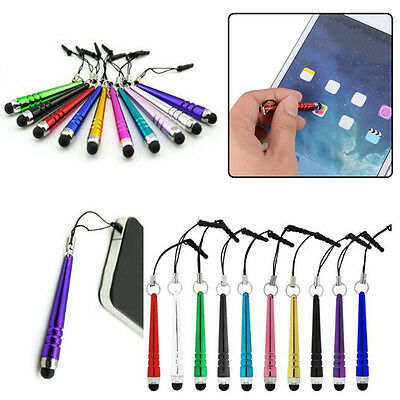 5 x Universal Metal Stylus Touch Pen  für Android iPad Phone PC Pens Tablet Mode