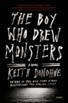 Boy Who Drew Monsters, The (Paperback), Donohue, Keith, 9781250074881