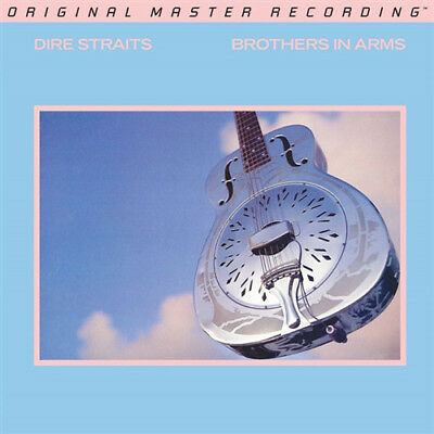 MOFI 441 | Dire Straits - Brothers In Arms MFSL 2LPs (45rpm) NEU