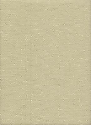 DMC 32ct Linen Cross Stitch Fabric Fat Quarter Summer Khaki 49 x 70cms
