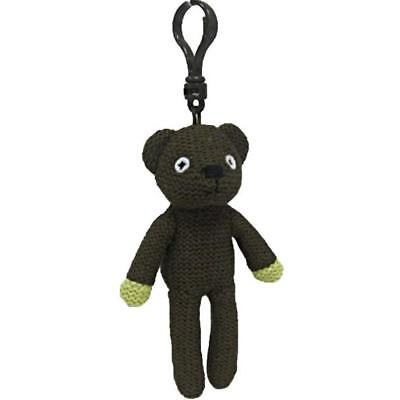 Ty Beanie Babies 46203 Mr Bean Teddy Key Clip
