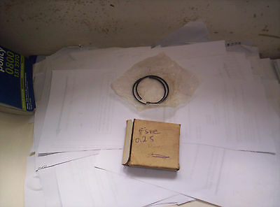 Yamaha Fs1E Piston Rings 0.25 Oversize