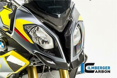 Ilmberger GLOSS Carbon Fibre Front Panel Headlight Air Intake BMW S1000XR 2016