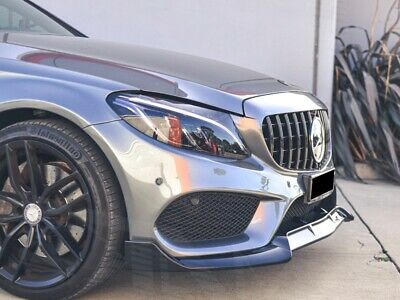 Kit 2 Fari Fanali Anteriori Peugeot 206 98-02 H4 Neri Headlights Angel Eyes Led