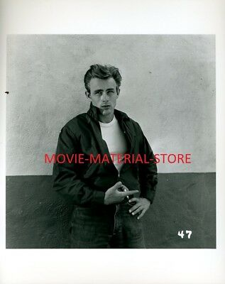 """James Dean Rebel Without A Cause 8x10"""" Photo From Original Negative #M6813"""