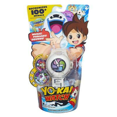 Yo-Kai Season 1 Watch Collectible Medal Music Phrases Sounds Yokai Toy