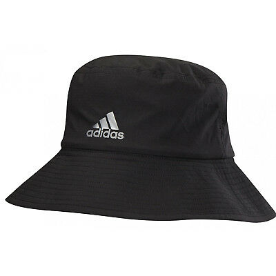 NEW Adidas Golf Bucket Hat Black/Grey Fitted Large/Extra Large Hat/Cap L/XL