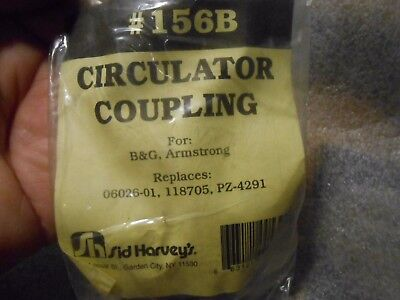 Sid Harvey's Circulator Coupling 156B for B&G Armsrtong