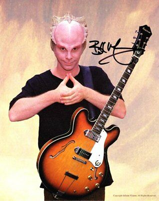 BABYLON 5 BILL MUMY  LENIER personal with guitar hand signed