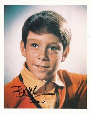 LOST IN SPACE BILL MUMY  WILL ROBINSON 1 hand signed