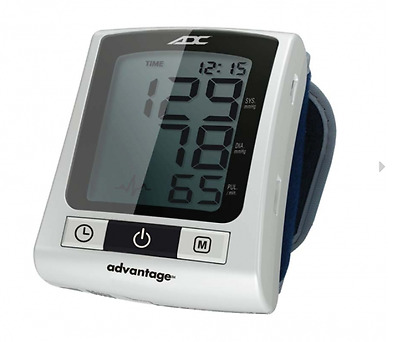 ADC 6015N Blood Pressure Monitor Advantage Wrist Digital