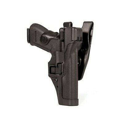 BLACKHAWK! Black SERPA Right Hand Level 3 HOLSTER Fits S&W M&P 9/.40/.375!