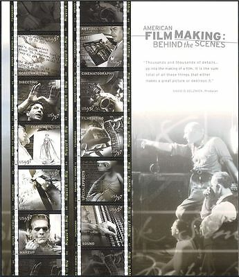 USA 2003 Cinema/Film Making/Movies/People/Actors/Writers/Camera 10v sht (n43724)