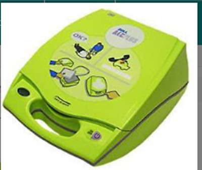 Rescue Kit - Zoll AED Plus-New, W/Pads, Cover, Carry Case, English Language, ea.