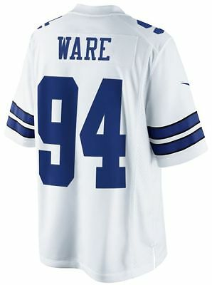 DeMarcus Ware Nike Dallas Cowboys NFL Limited White Jersey Adult XL Free  Ship 1817003f1