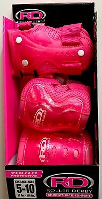 Roller Derby Youth Protective Gear.             FREE SHIPPING To Lower 48 States