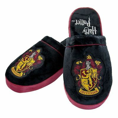 Harry Potter Gryffindor Adult Mule Slippers