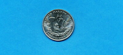 2009-P Northern Mariana Uncirculated *new*  Quarter