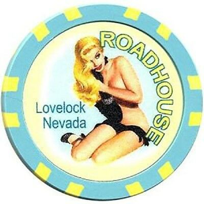 Brothel Chip - Roadhouse Lovelock Nevada FREE SHIPPING