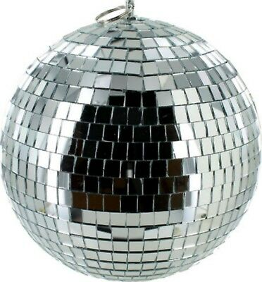 Disco Mirror Ball 20cm 8 Inch Party Light Reflector Lights DJ 20 cm Wedding New