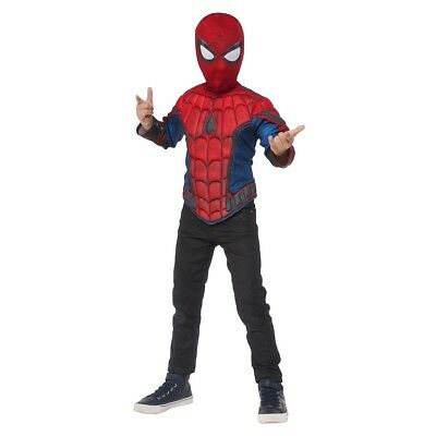 Spider-Man Homecoming Muscle Chest Shirt Set