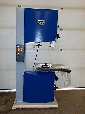 """Bandsaw 24"""" Vertical Great Quality For Hobby Or Shop Brand New Kingiso"""