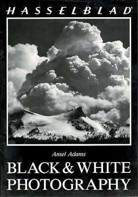 1980 Hasselblad Black & White Photography Guide Brochure -Ansel Adams-B&w